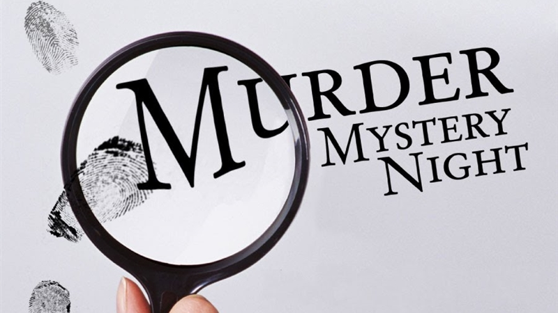 Murder Mystery Christmas Party